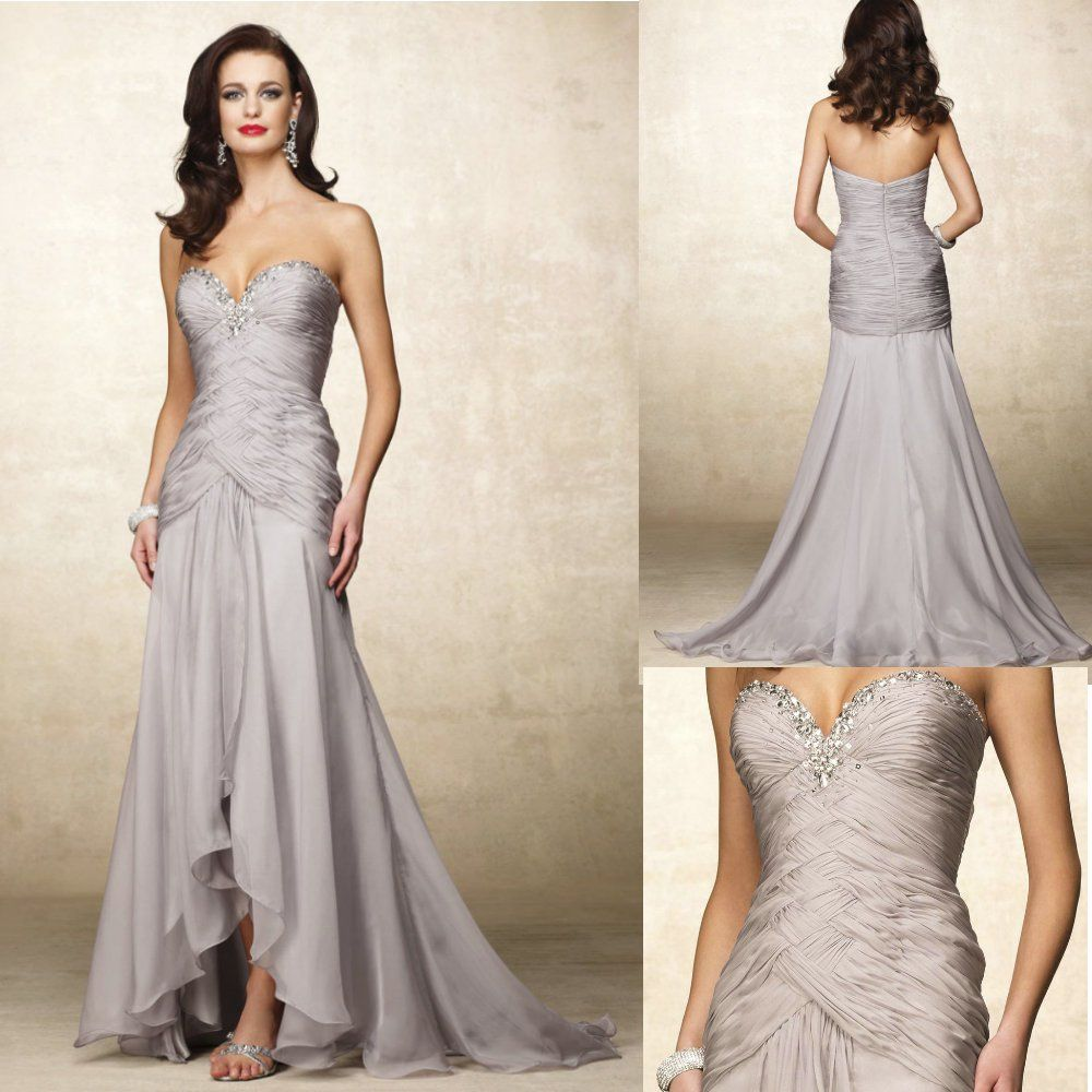 love this style except in white ofcourse Elegant dresses