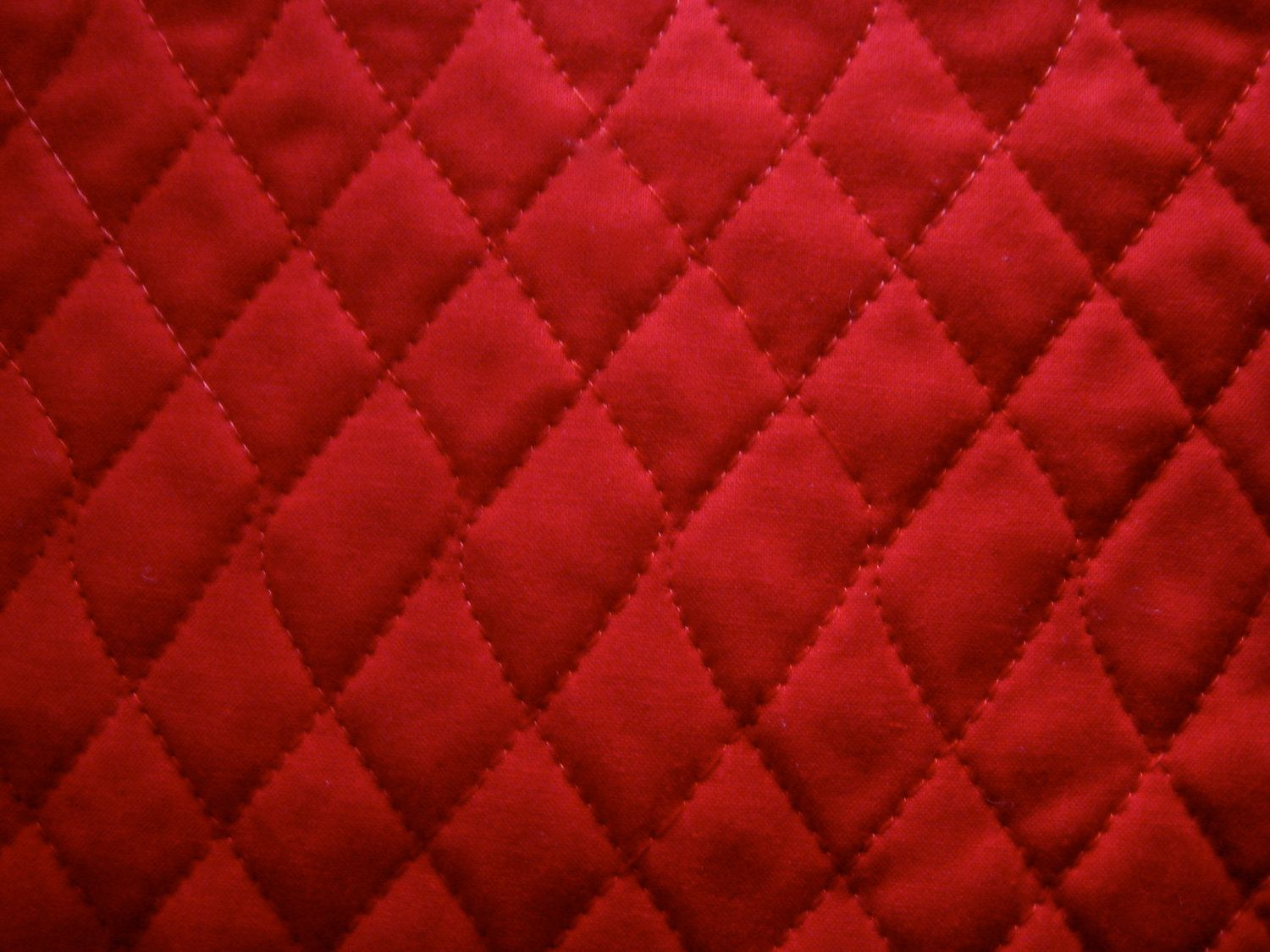 quilted material   Solid Red DoubleSided PreQuilted Fabric by ... : quilt materials - Adamdwight.com