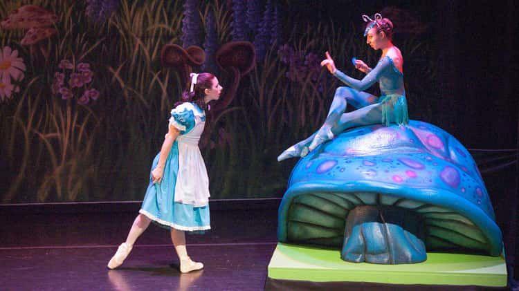 Kristy Nilsson S Jazz Age Ballet Alice In Wonderland With
