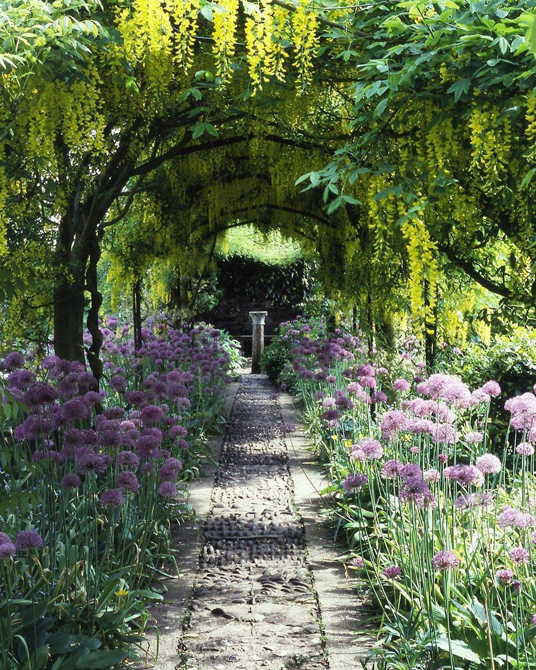 The Beautiful Gardens At Barnsley House Cirencester Gloucestershire Designed By Garden Designer Rosemary Vere Beautiful Gardens Secret Garden Cottage Garden