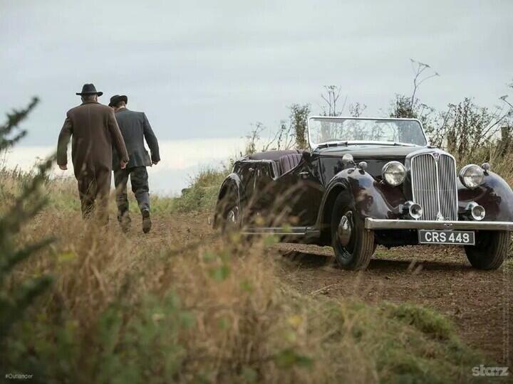 Outlander Serie Trailer Deutsch
