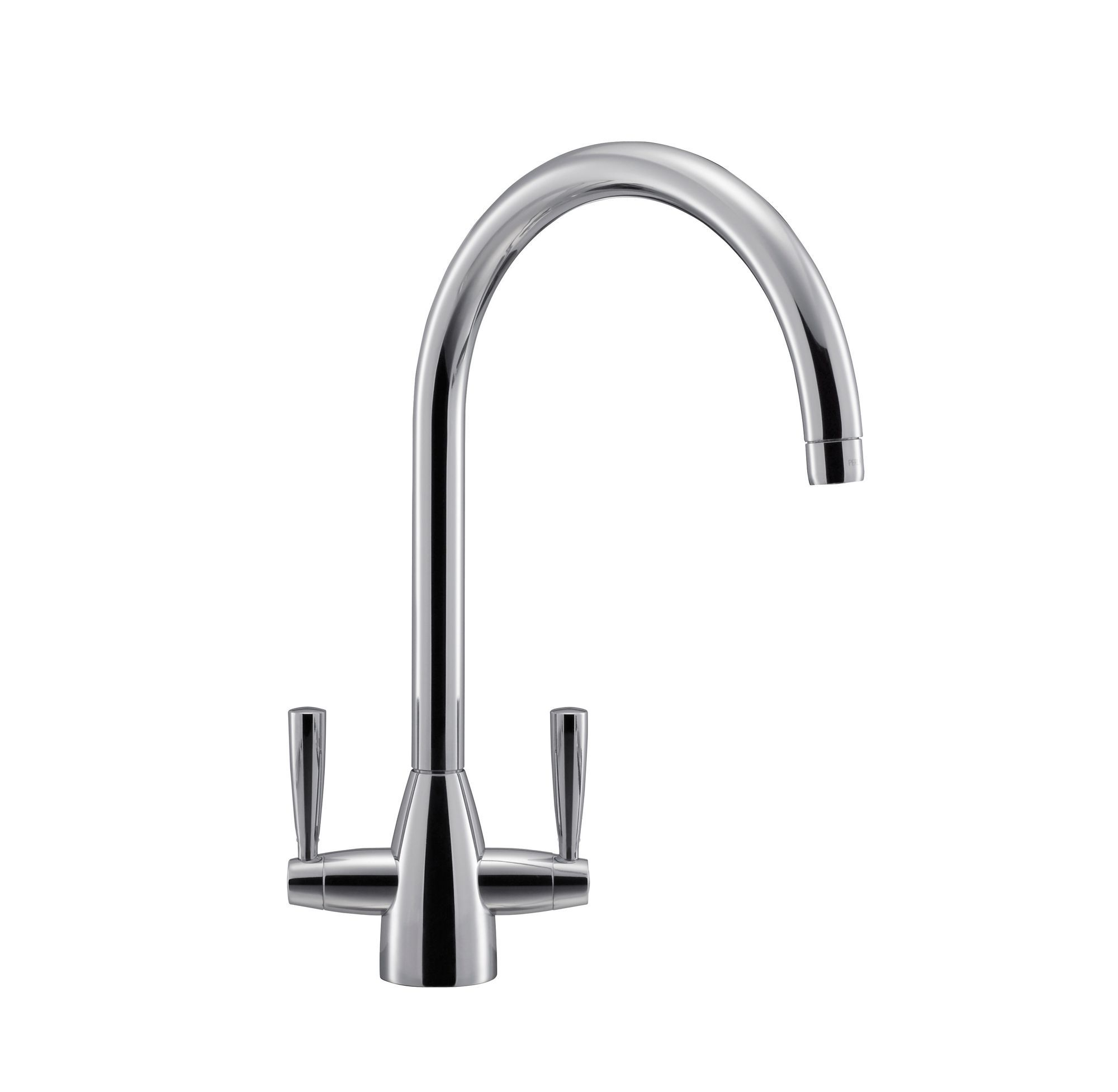 Franke Eiger Steel Effect Monobloc Tap | Departments | DIY at B&Q ...