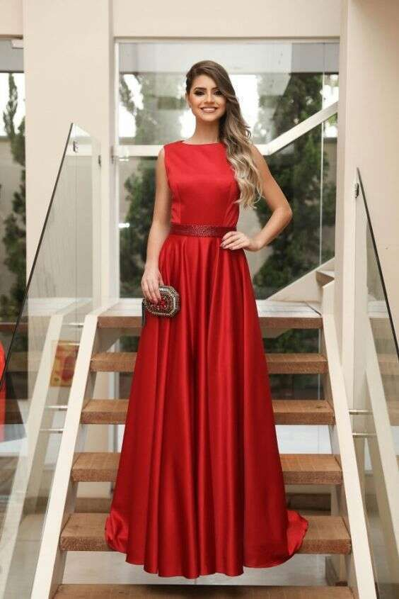 New Arrival Prom Dresses,Red Prom Dress,Long Formal Party Gown,5275 ...