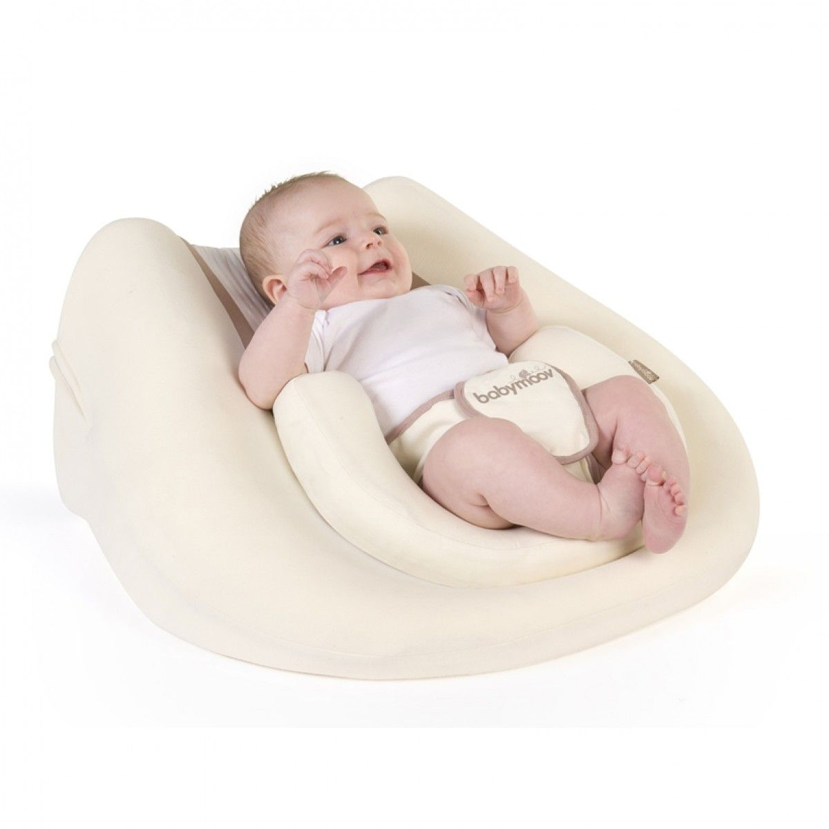 Crib wedges for babies - The Babymoov Ergonest Is A Reversible Crib Wedge That Helps Your Baby To Get A Safer