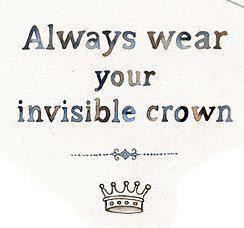 your always a princess