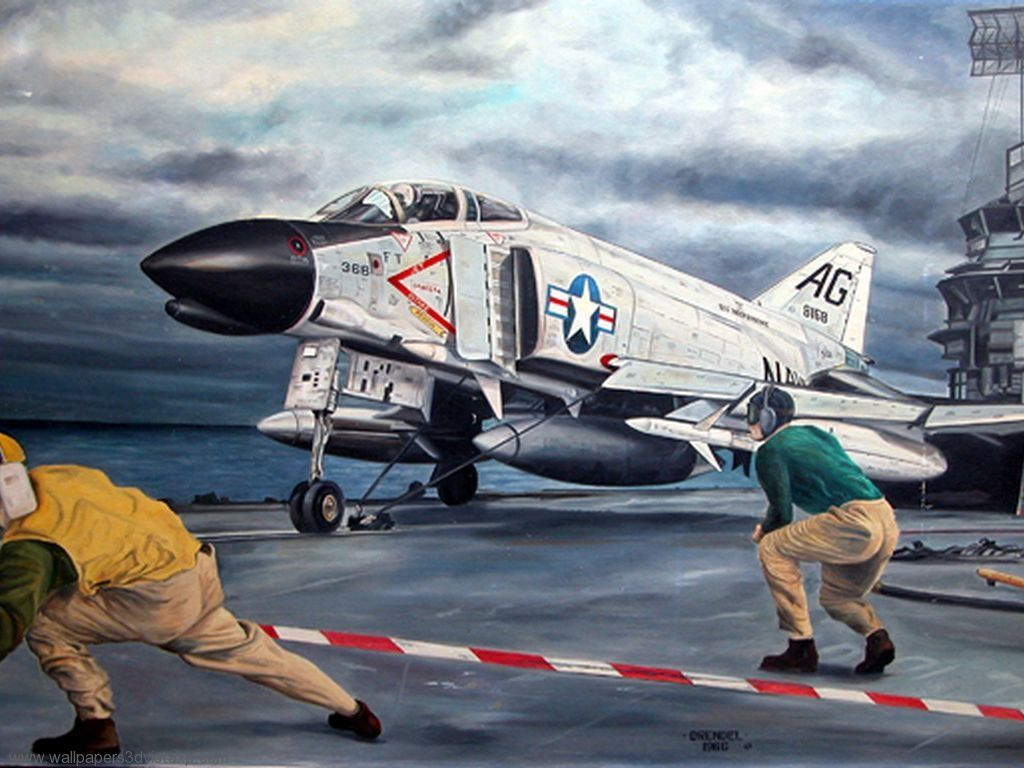 F4 Phantom Ready for Takeoff | Us military aircraft, Naval aviator, Cold  war military