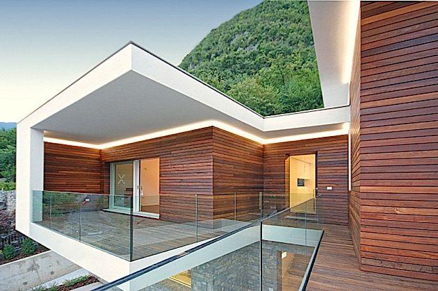 Architektur: Casa Bertelli von Massimo Nodari