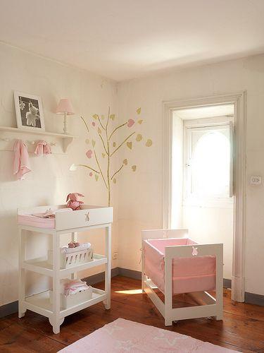 De Tiendas ... The White Store | Habitaciones de bebés, Bebé y Rosas