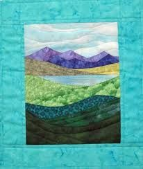 accidental landscapes quilt book - Google Search