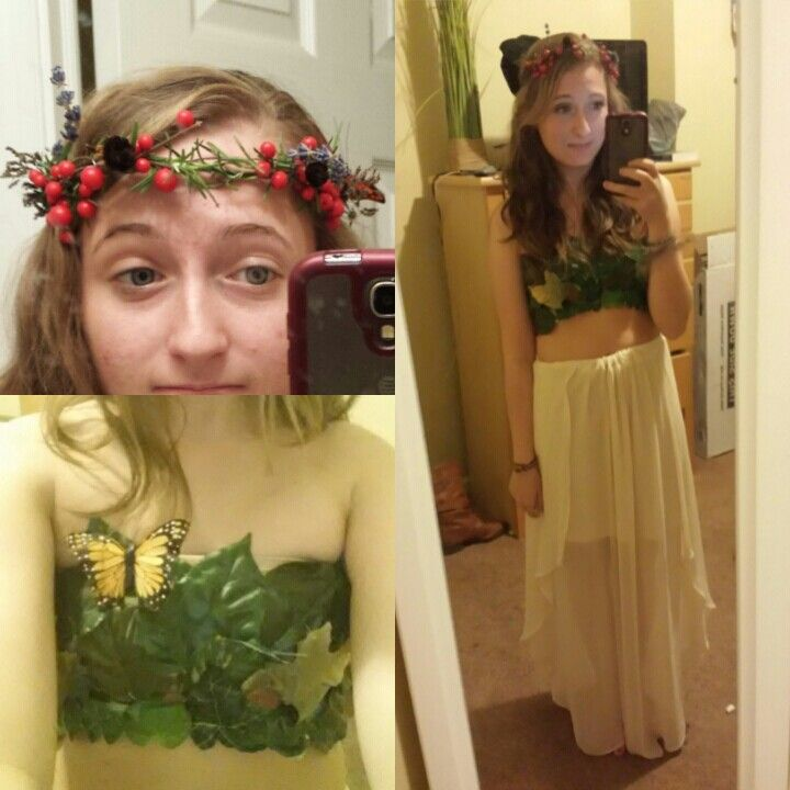 Diy mother nature costume V important Pinterest Mother nature - mom halloween costume ideas