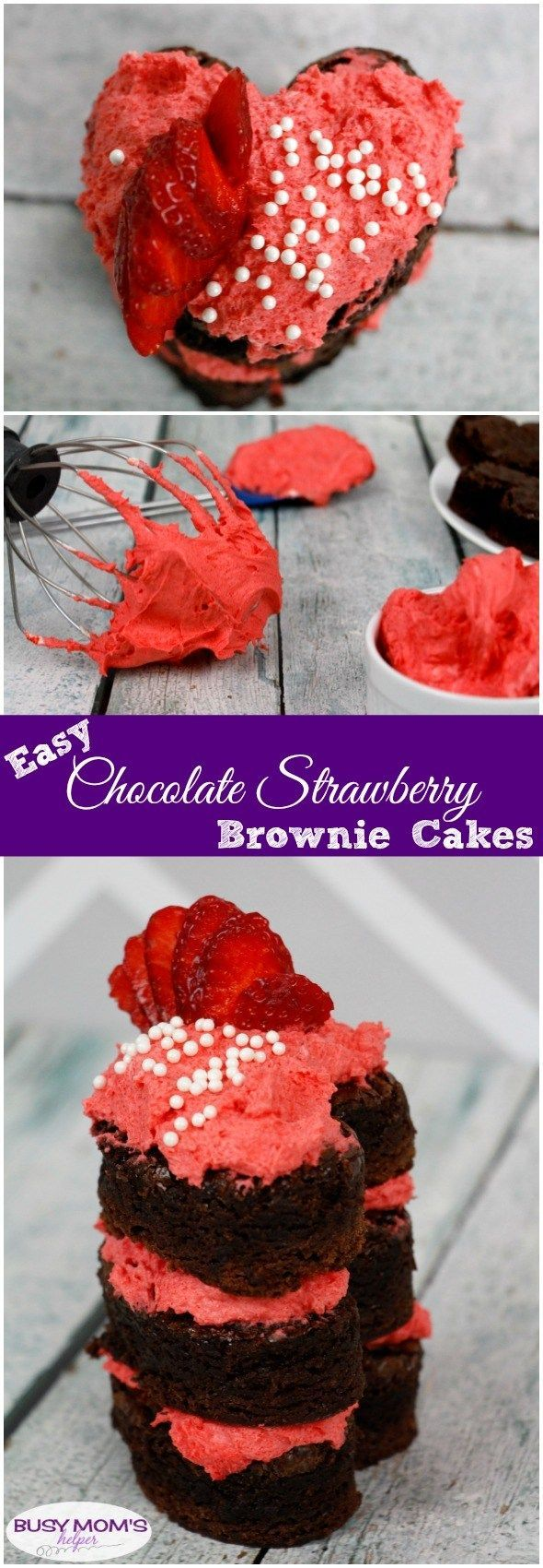 Easy Chocolate Strawberry Brownie Cakes Chocolate Strawberry Brownie Cakes, a perfect Valentines Day Recipe that's simple to make! I love easy recipes that taste amazing! Chocolate Strawberry Brownie Cakes Chocolate Strawberry Brownie Cakes, a perfect Valentines Day Recipe that's simple to make! I love easy recipes that taste amazing!Chocolate Strawberry Brownie Cakes, a perfect Valentines Day Recipe that's simple to make! I love easy recipes that taste amazing!