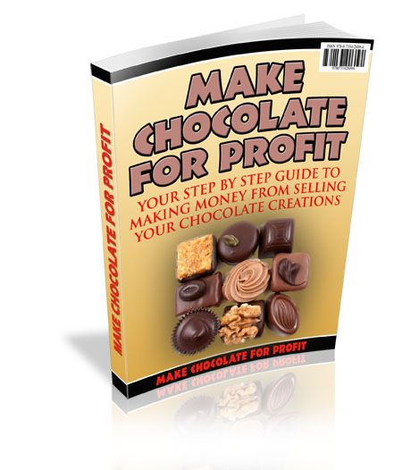I've Turned Over Every Rock To Reveal The Easy-To-Follow Secret Tactics That Will Turn Your Passion for Chocolate Into a Sizzling Business...Starting From Home On A Small Budget