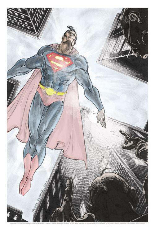 Superman - Freddie E Williams II