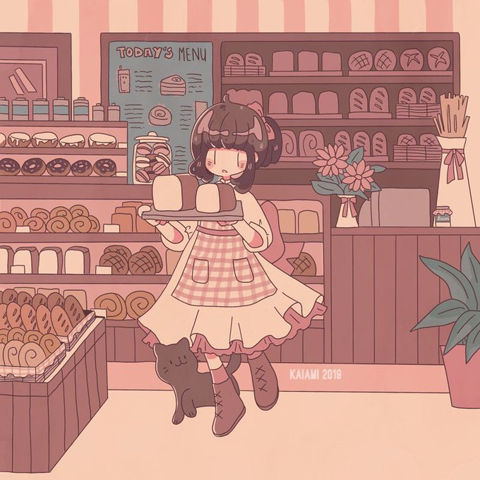kaiami® on Twitter in 2020 Nostalgia art, Cute kawaii