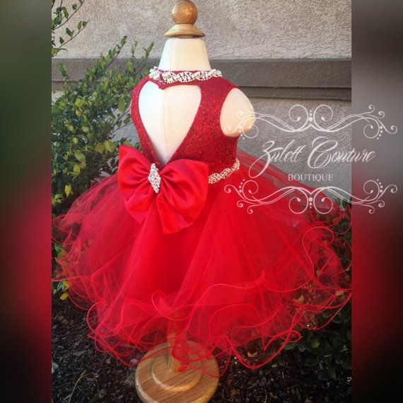 Birthday Dress Lace Dress Mini Bride Dress Flower