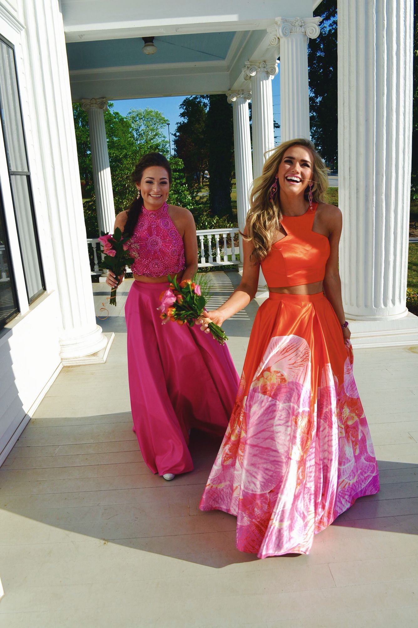 best loved shopping modern design Best friend Prom Pictures | Best friends | Prom, Prom ...