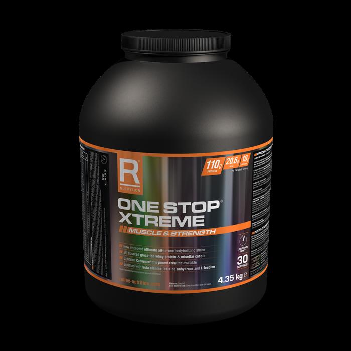 Reflex One Stop Xtreme 4.35kg Sports nutrition Nutrition Bodybuilding supplements