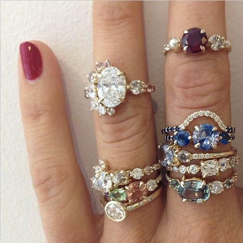 Around The City Diamontrigue Jewelry: ..a Gemologist Currently Living And Working In New York