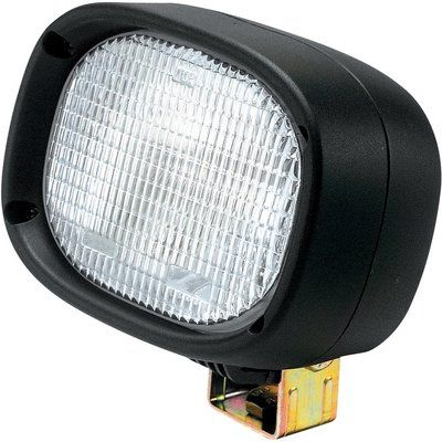 Dmk Heavy Duty 12 Volt Halogen Worklight Clear Rectangle 3in X 5in 55 Watts Model Ed 102 1 25 Battery Lights Tractor Mower Tractors