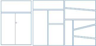 Welcome To My Learning Curve Creating Panels For Manga Manga Tutorial Manga Studio Comic Layout