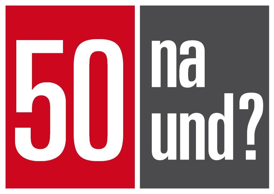 Einladungskarte Zum 50. Geburtstag: 50 Na Und