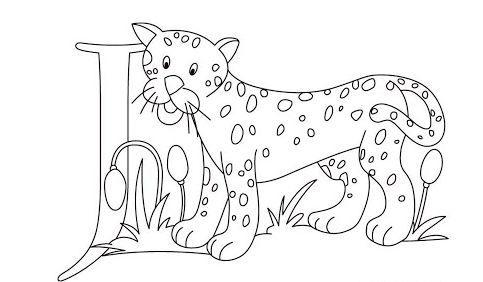 Jaguar Coloring Pages Printable | Coloring Board | Pinterest
