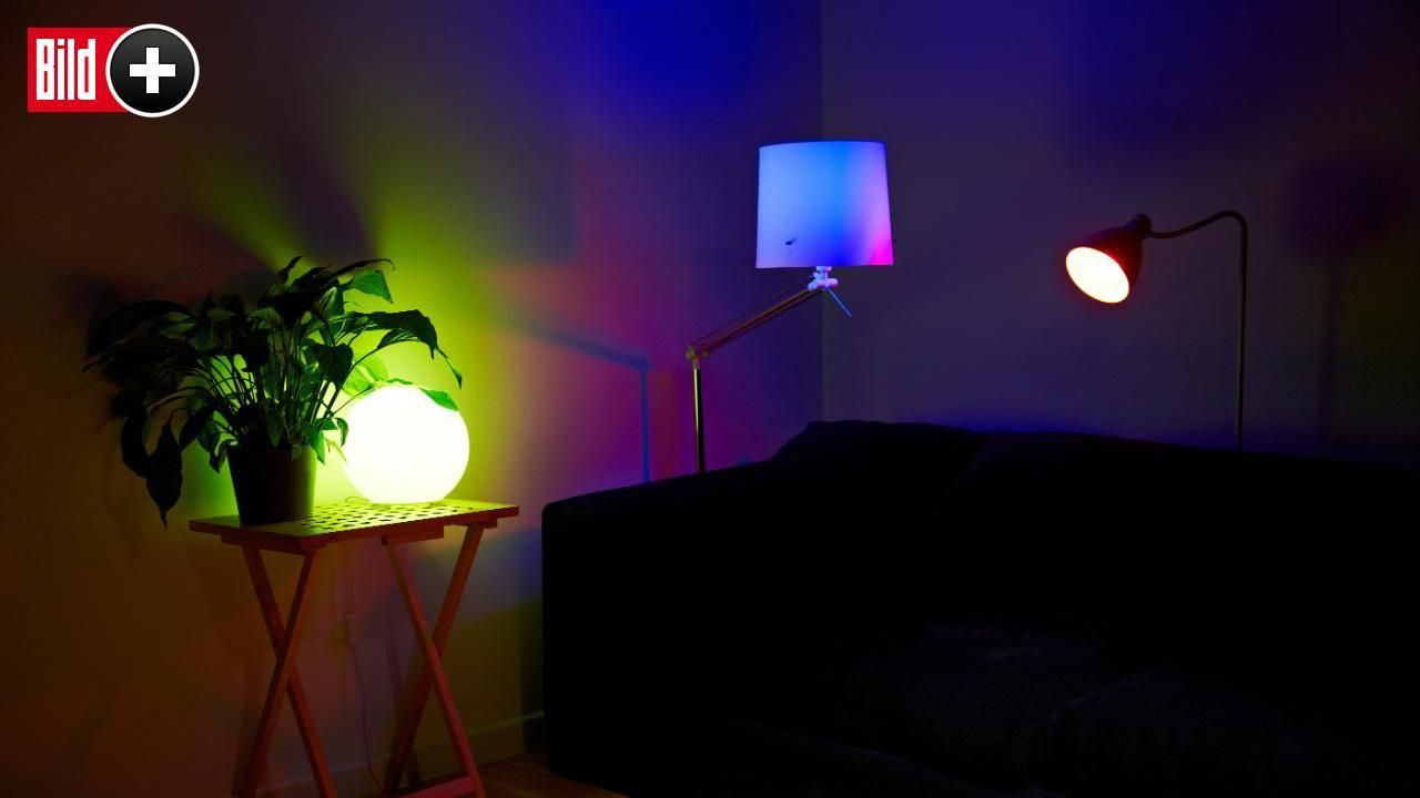 Smart Home Lampen