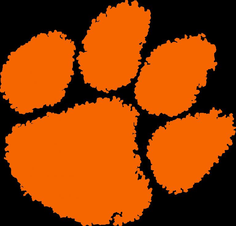 Clemson Tigers Logo Png Image Clemson Clemson Tigers Football Tiger Football