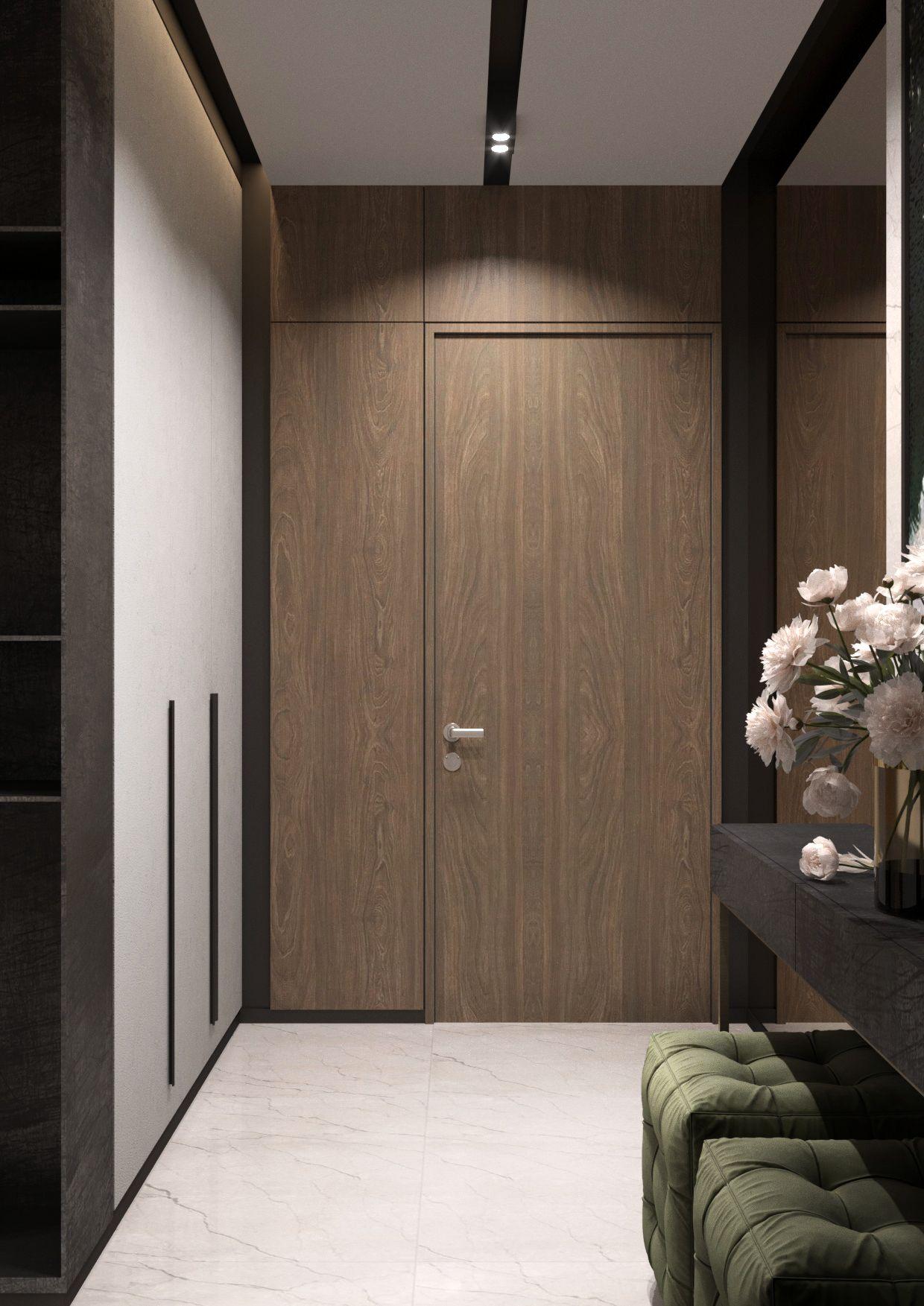 Pin by Emilio Bonilla on works  Elegant interior design, Entrance