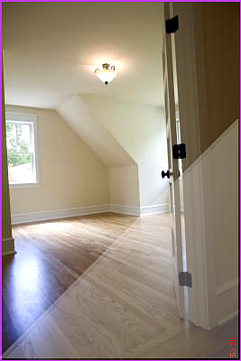 How To Install Wood Flooring And Change Direction How To Install Wood Flooring And Change Direction Kathleen Gambrell Nonik2 Diy Projects F Unfinished Hardwood Flooring Flooring Old Wood Floors