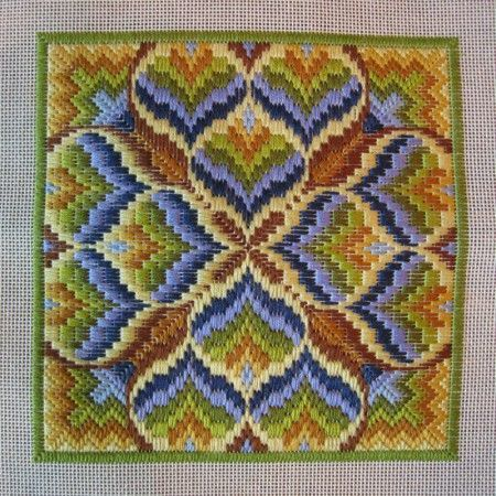 Lindo Bargello Pinterest Needlepoint Embroidery And Needlework