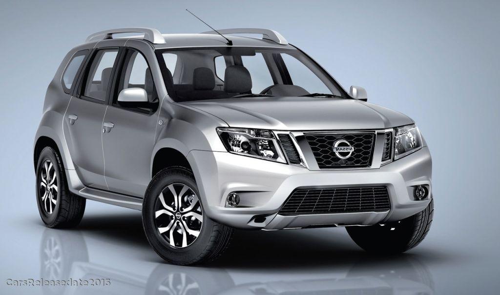 2016 Nissan Terrano Redesign, Price, Specs http