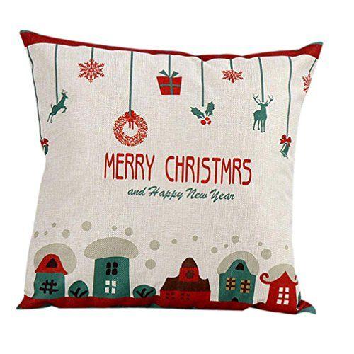 Sunnywill Vintage Weihnachten Santa Claus Sofa Bett Home…