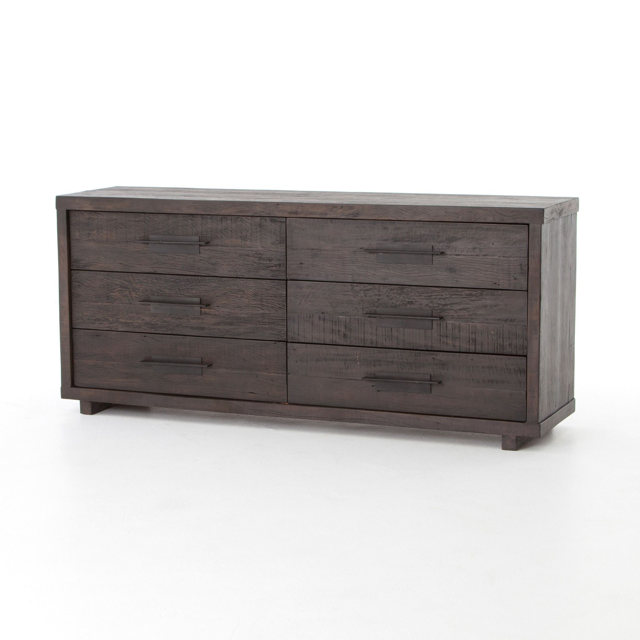 CALDWELL 6 DRAWER DRESSER | NEW