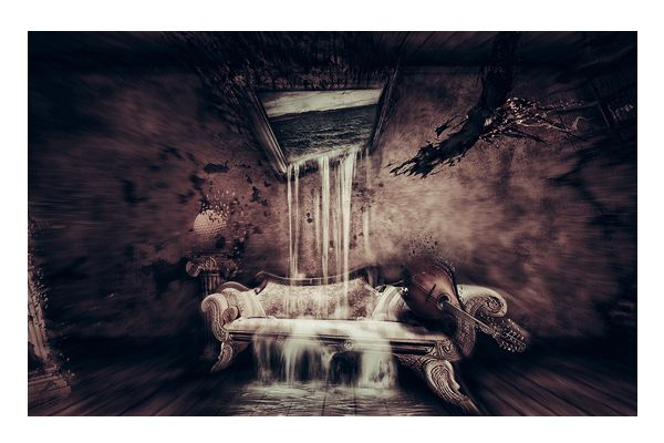 Photoshop Tutorials To Create Surreal Artwork PSDFan - Photographer uses photoshop to create surreal dreamy composite images