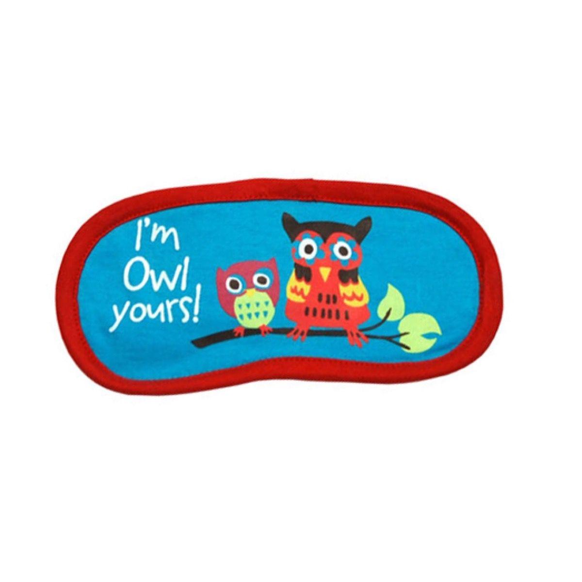 I'm Owl Yours Sleep Mask