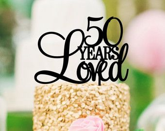 Happy 70th Birthday Cake Topper Lead Time Welcome To The Pink Owl We Love Allow 3 4 Weeks Production For Your Custom Made Piece