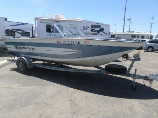 1993 blue fin spectrum 1956 Boats Boat, Boats for sale, Fishing