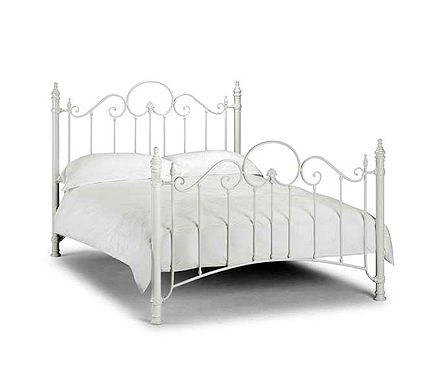 White Metal Bed Frame Beds White Metal Bed White
