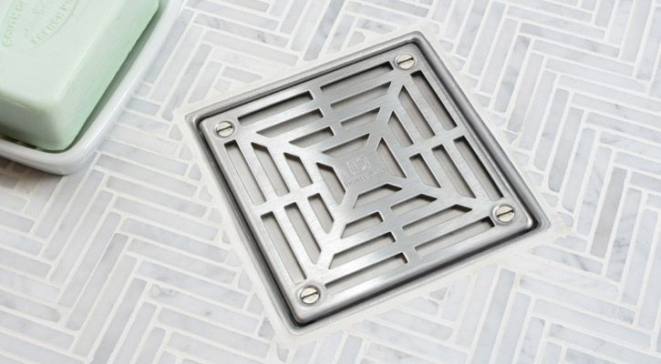 Linear Shower Drain And Trench Drain Systems Infinity Drain