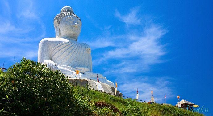 Phuket Big Buddha Temple