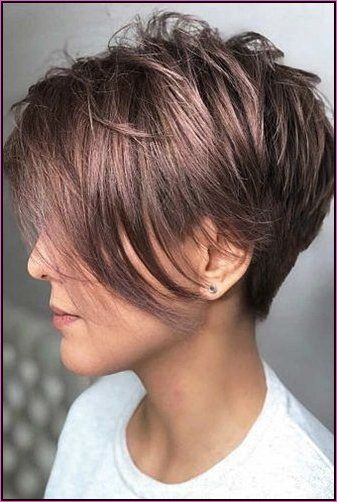 6+ Trend Asymmetrish Pixie Frisuren für Frauen 2020 #frisurentrends2020