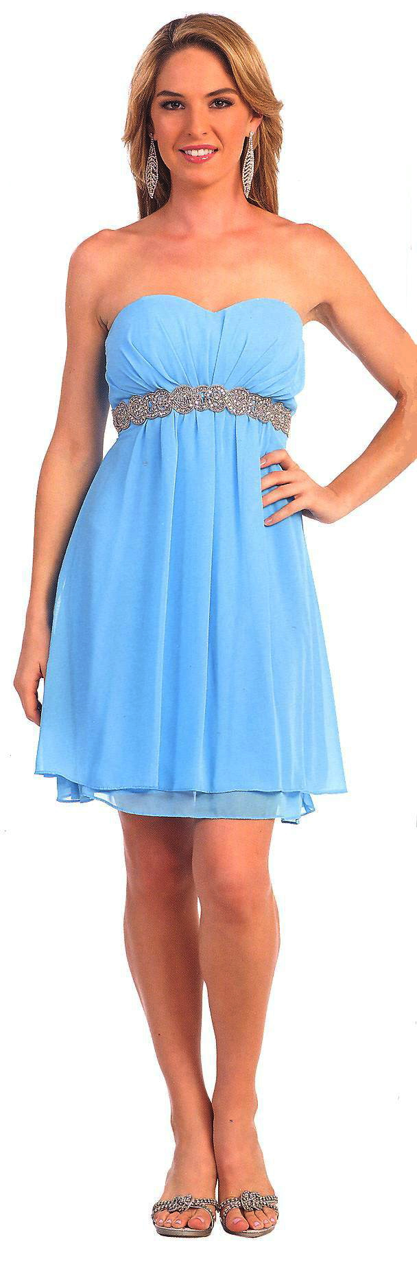 Homecoming Dresses<BR>Bridesmaid Dresses under $100<BR>9085<BR ...