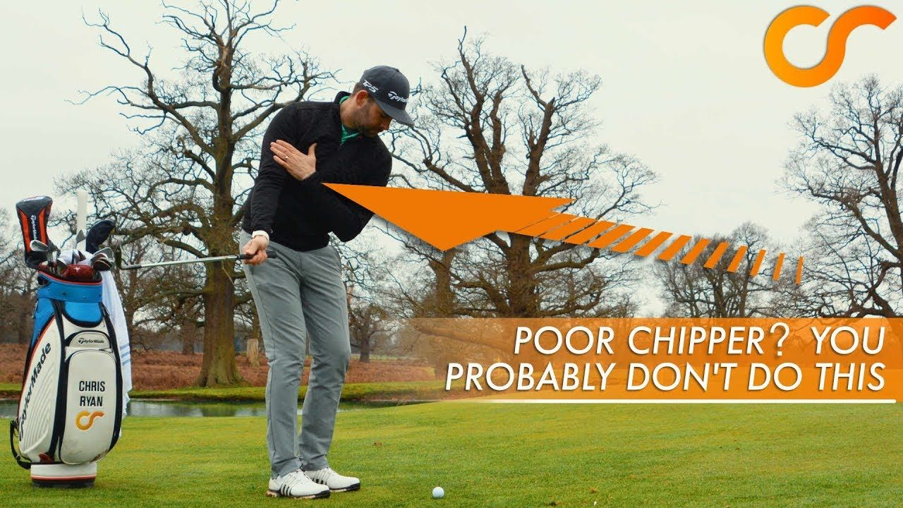 POOR CHIPPER? YOU PROBABLY DON'T DO THIS YouTube Golf