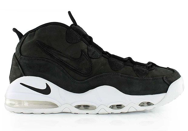 "#sneakers #news Full Look At The Nike Air Max Uptempo ""Black Pack"""