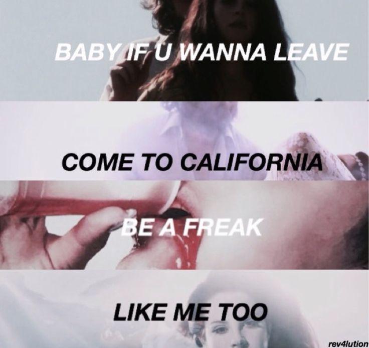 Lana Del Rey #LDR #Freak,  #Del #Freak #honeymoonlanadelrey #Lana #LDR #Rey #ldr