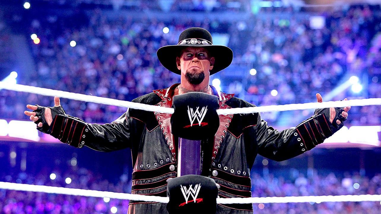 Spoiler On The Undertaker's WWE Hall Of Fame Induction 2