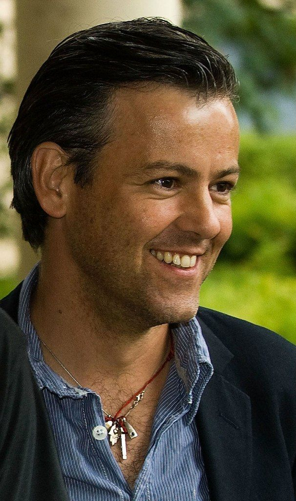 Rupert Graves ~ Silver Fox Saturday >> I'm sorry but that necklace ...