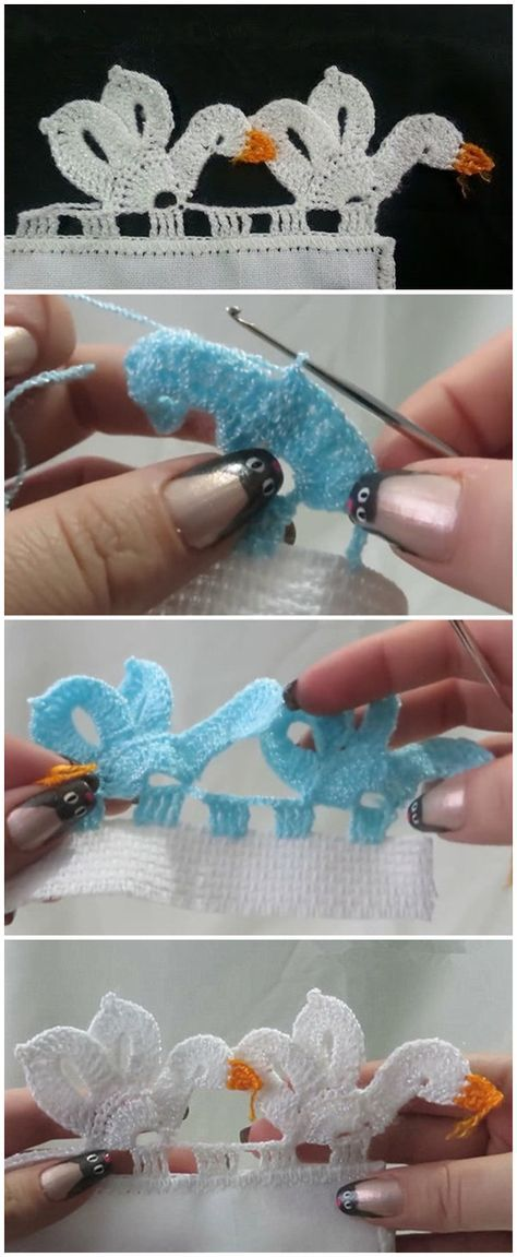 This Pin was discovered by Müz | Häkelmuster / crochet pattern ...
