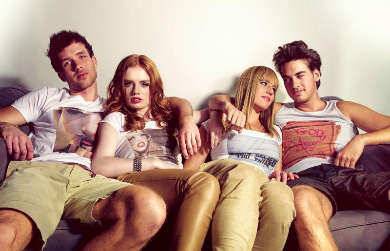 """We make smart cool""  Campaign s/s 2012"